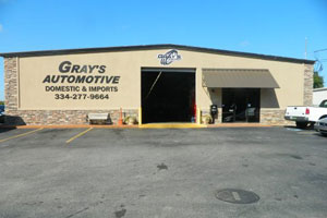Gray's Tire & Service Center